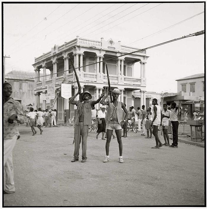 Mardi Gras, Gonaives (1984)