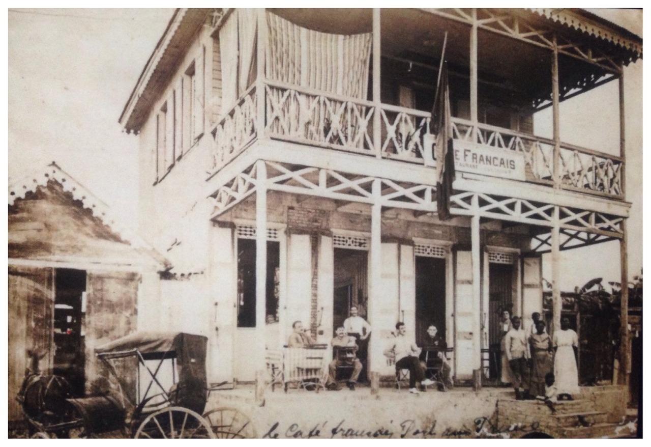 Cafe Francais (1920)
