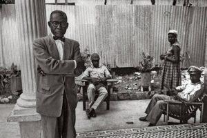 Francois Duvalier (1957)