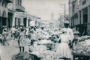 Street Market (1900's)