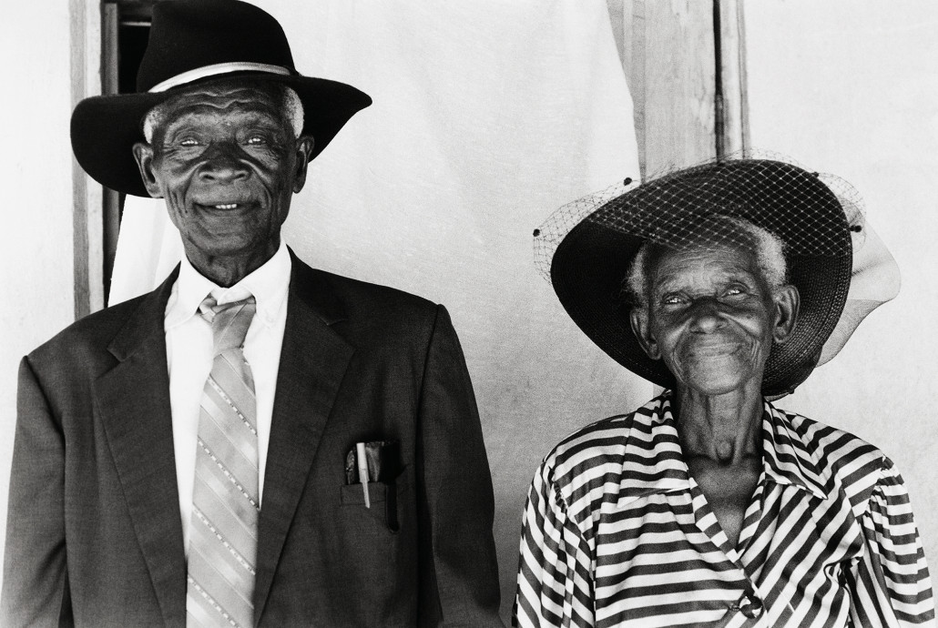 You are currently viewing Elderly couple (1970's)