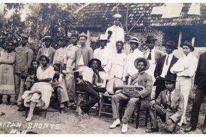 Haitian Band (1900)