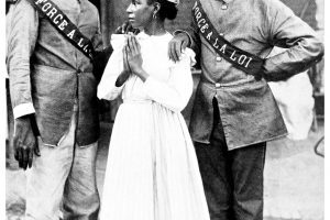 Haitian Police (1914)