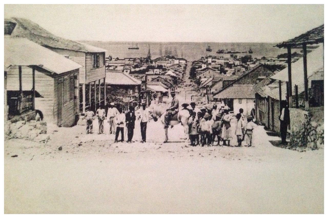 Port au Prince (1910)