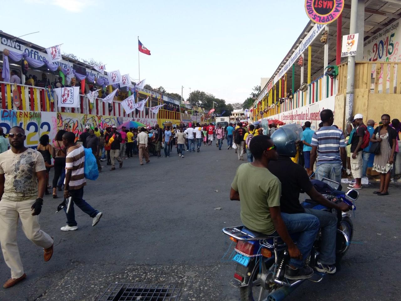 Haitian Carnival, Port-au-Prince (2015)