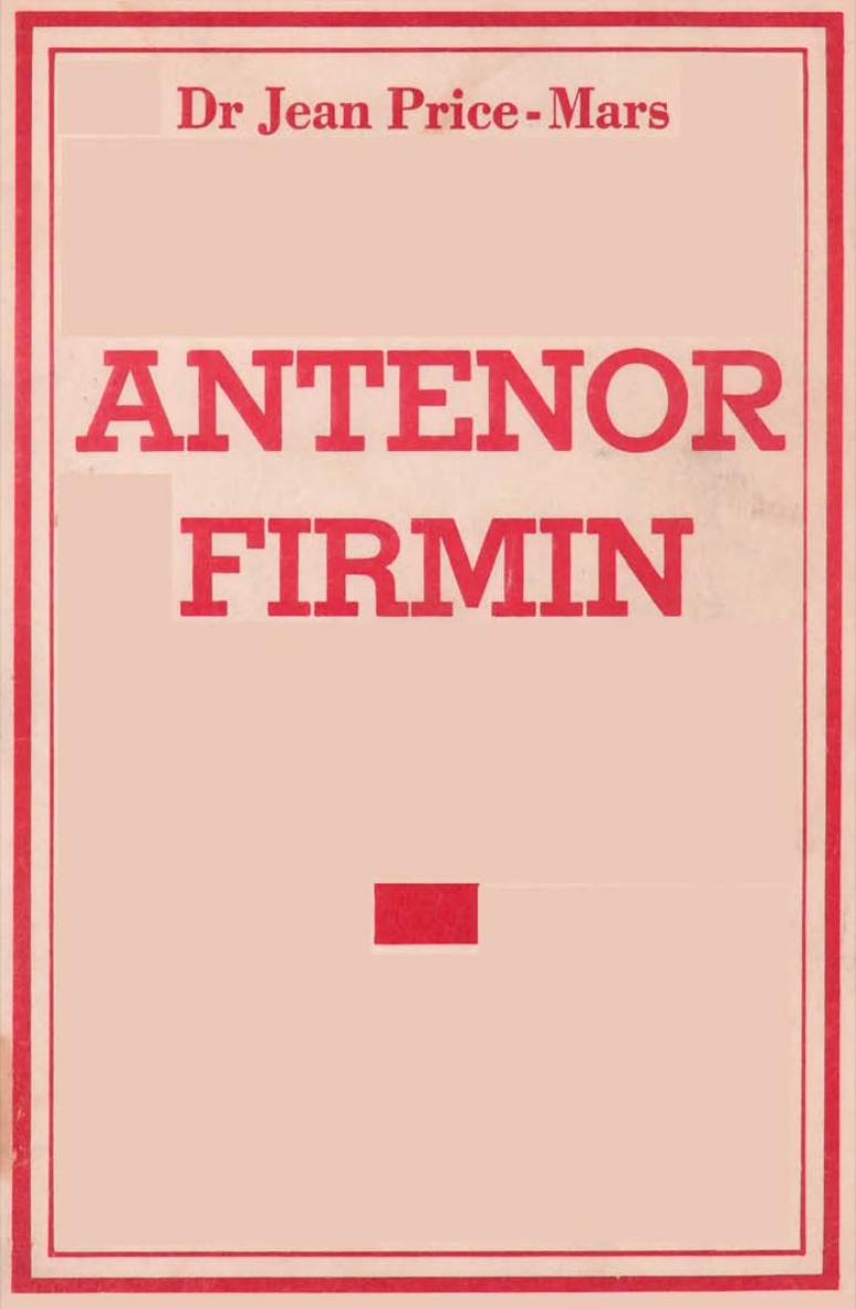 Anténor Firmin