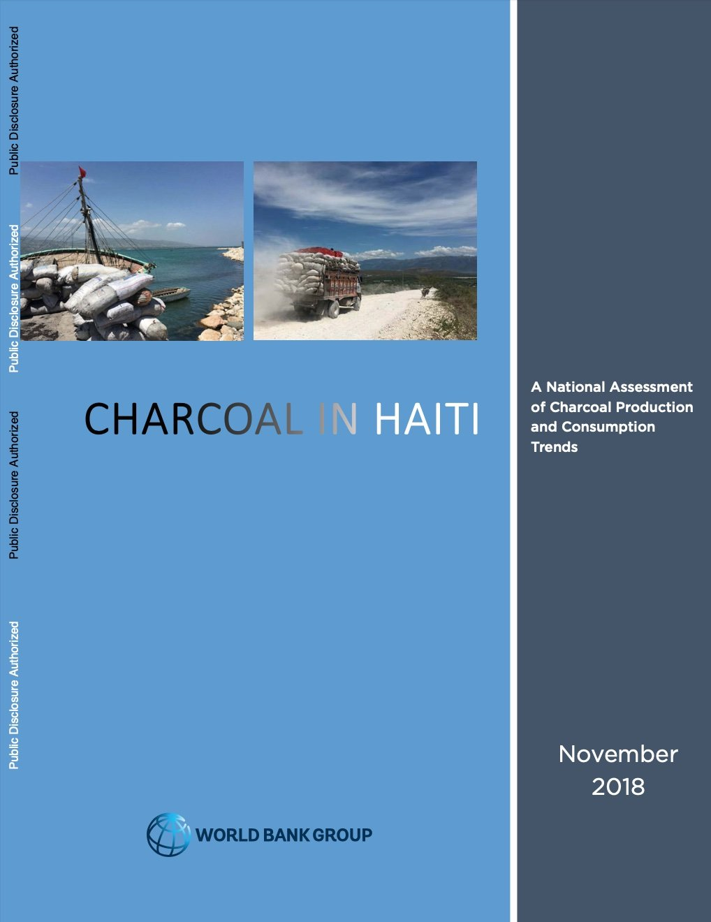 Read more about the article Charcoal in Haiti: A National Assessment of Charcoal Production and Consumption Trends