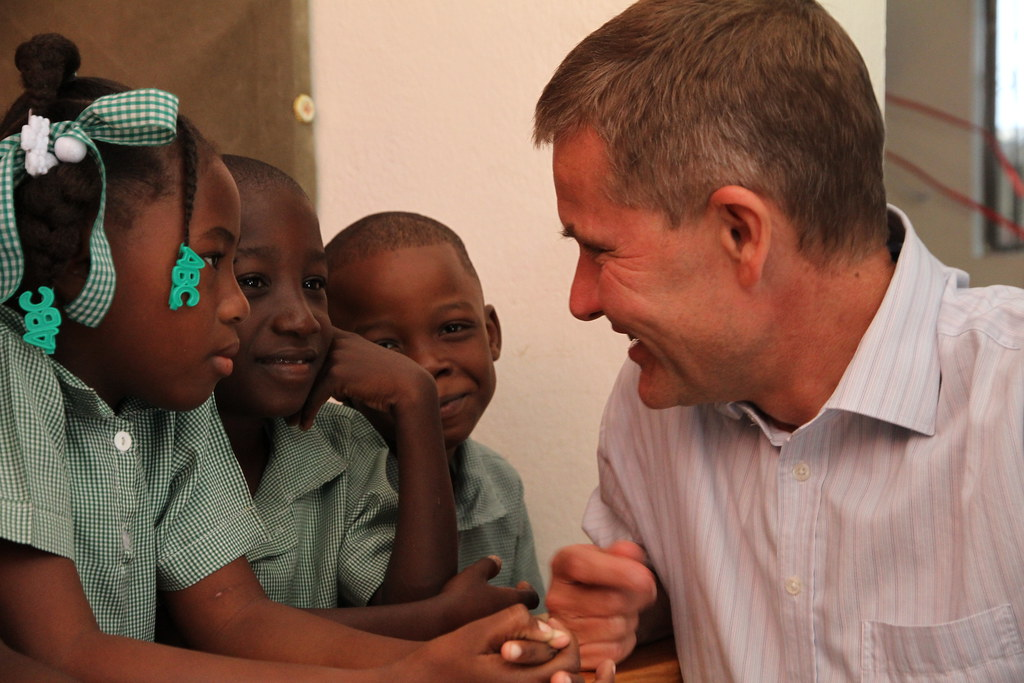 Solheim i Haiti