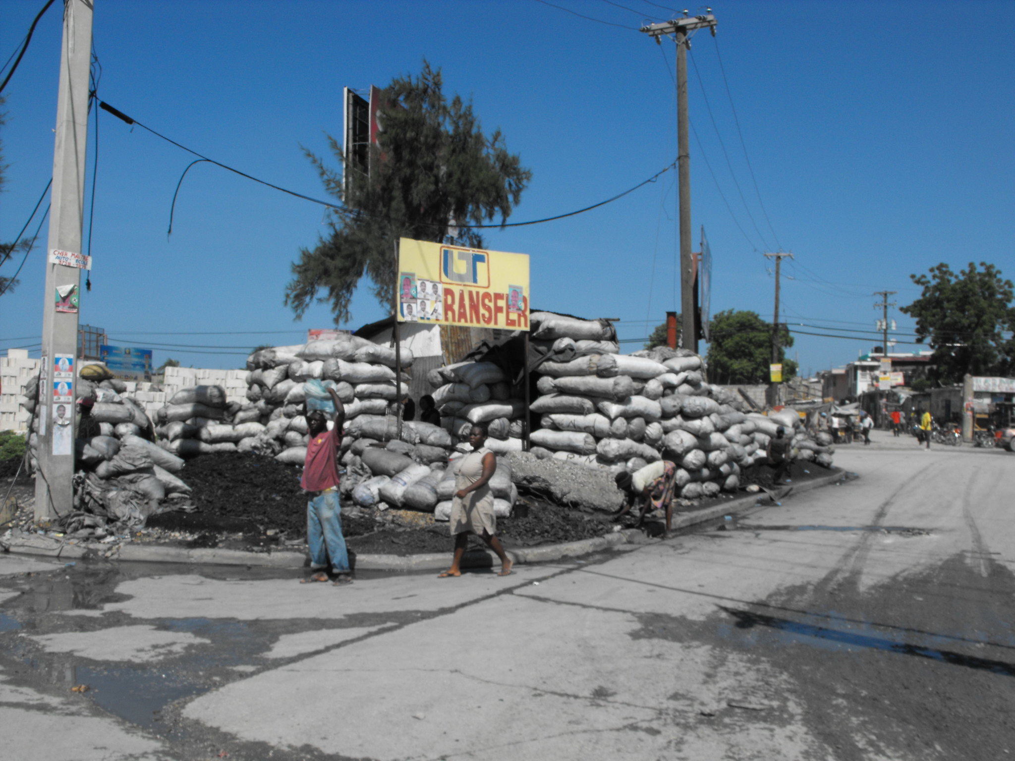Charcoal market