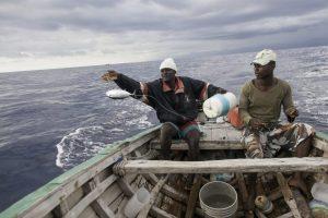 Fishermen, Port Salut