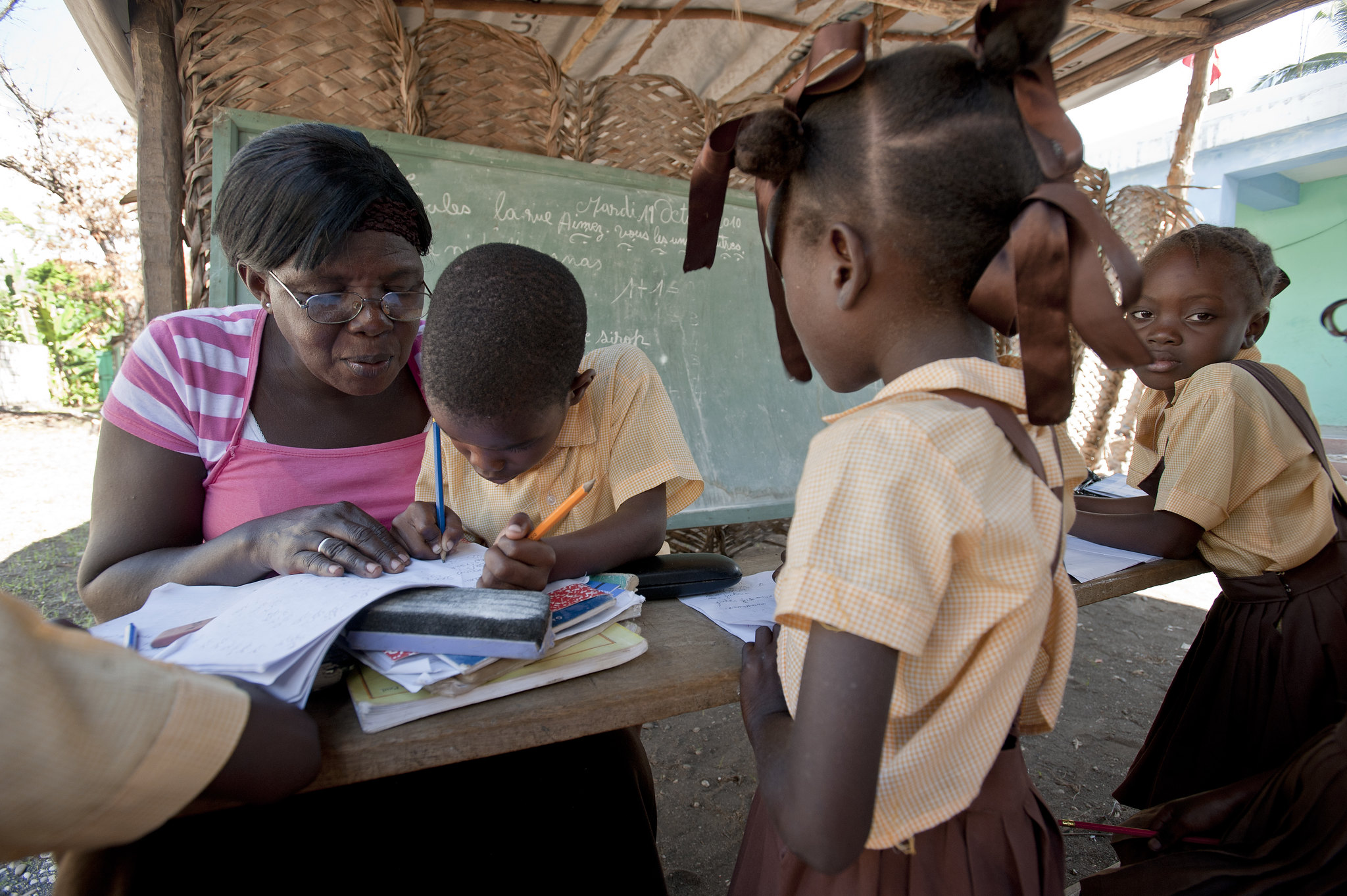 Primary school teaching