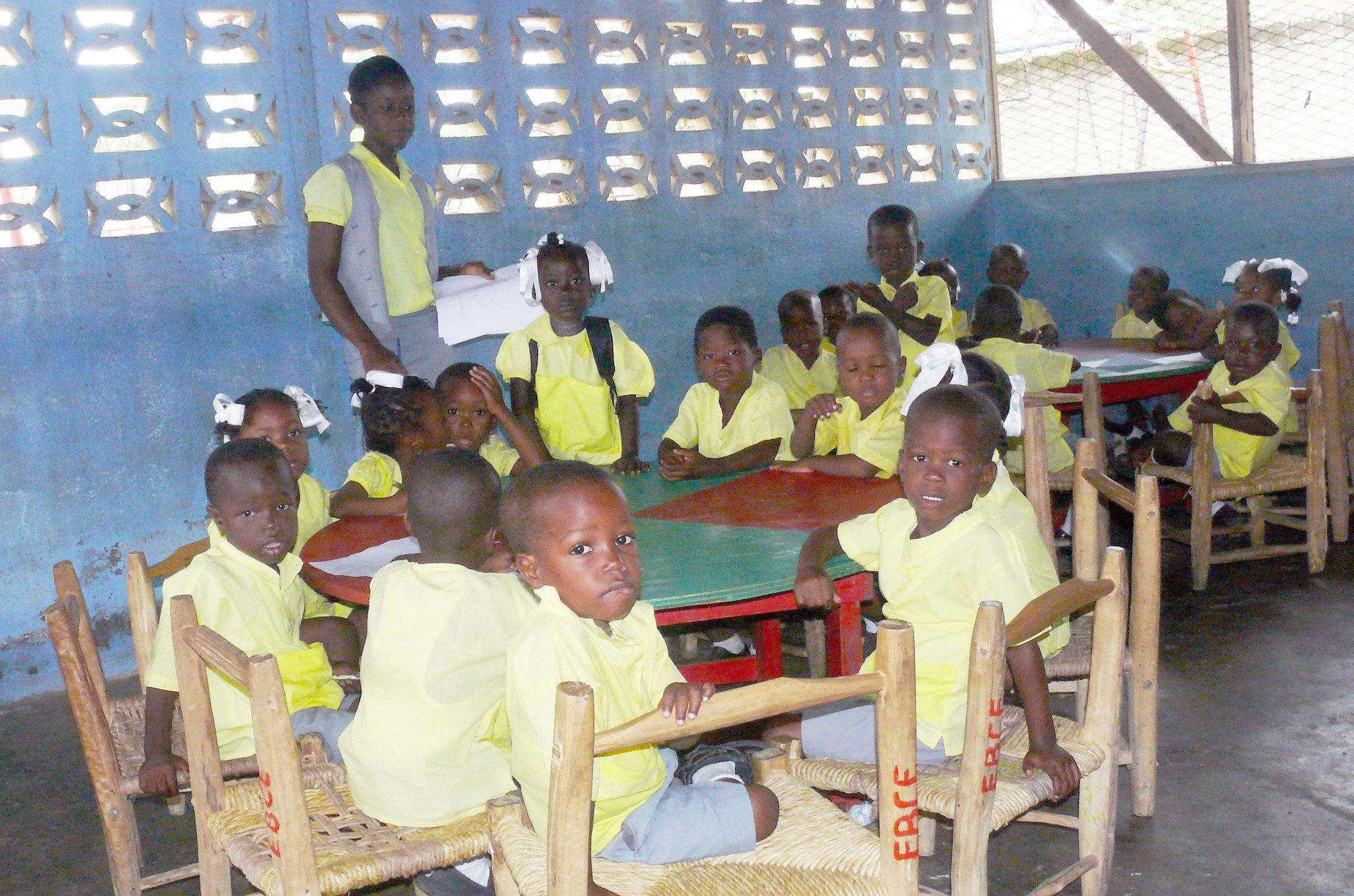 Primary Education in Haiti