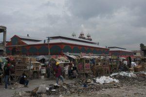 Iron market, Haiti