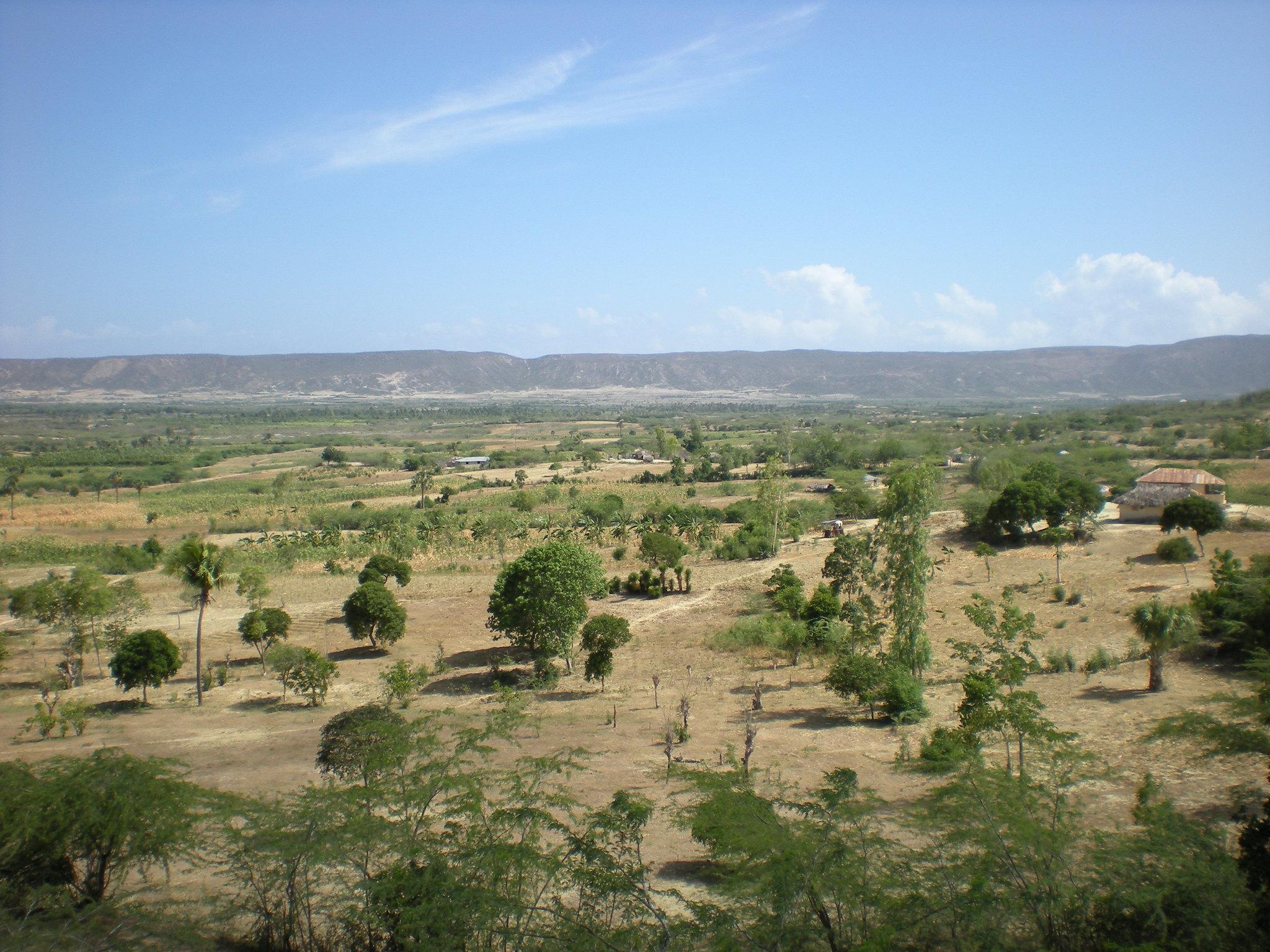 Haïti Landscape