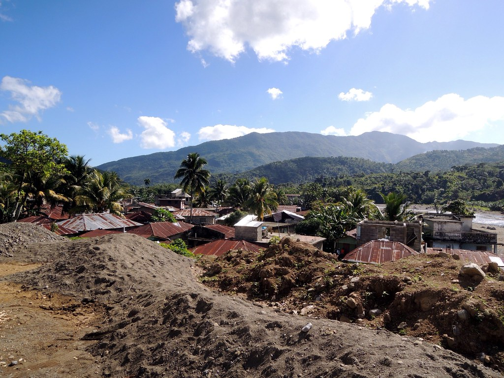 You are currently viewing Haiti landscape in countryside