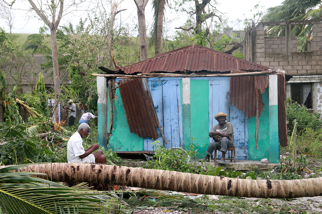 Read more about the article Hurricane, Haïti.