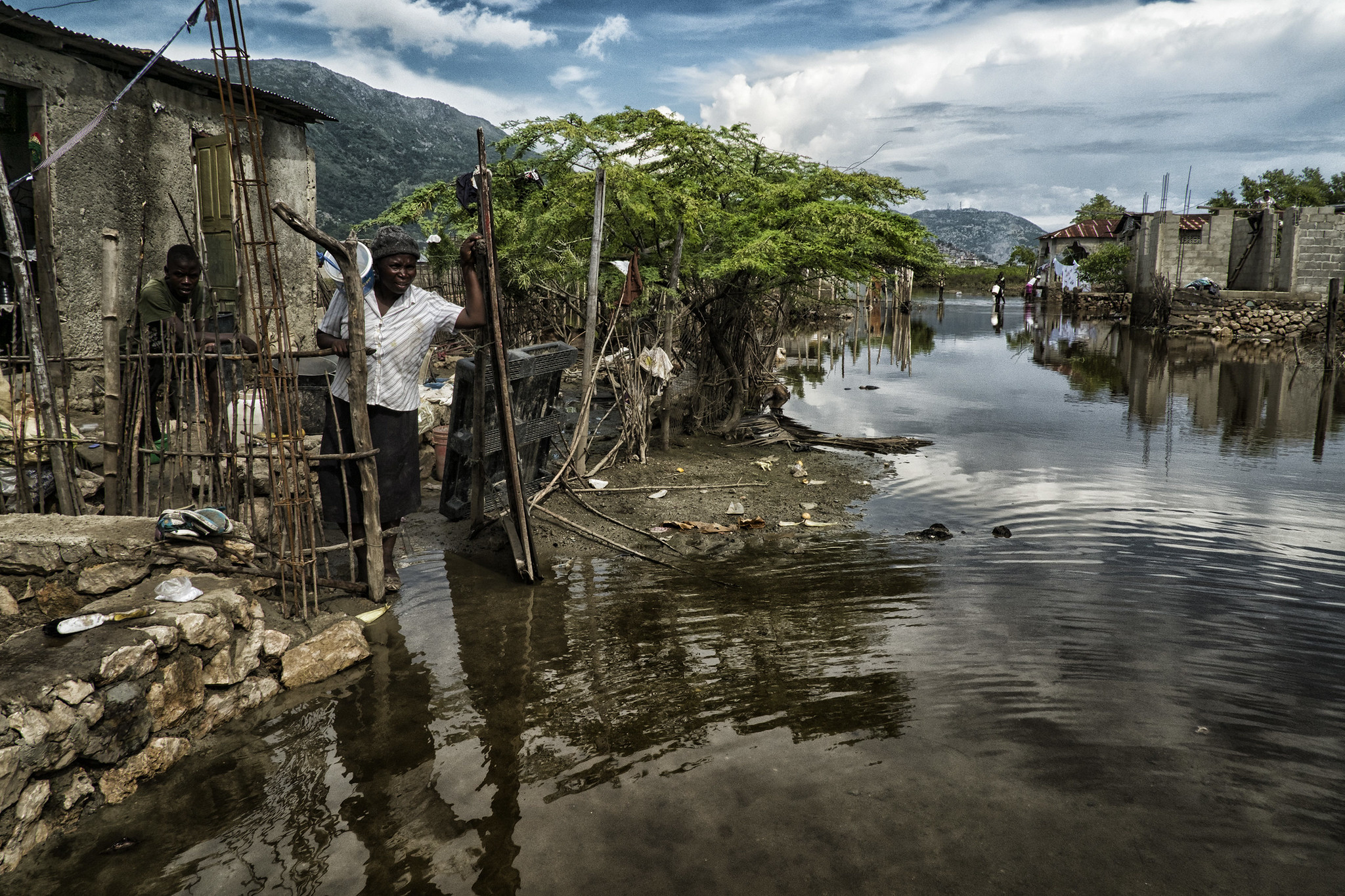 Read more about the article Thousands Displaced Due to Flooding in Cap-Haïtien, Haiti