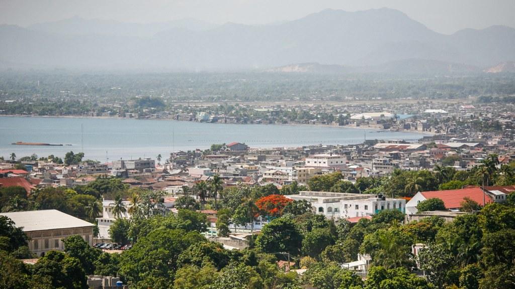 Over the Cap-Haitian