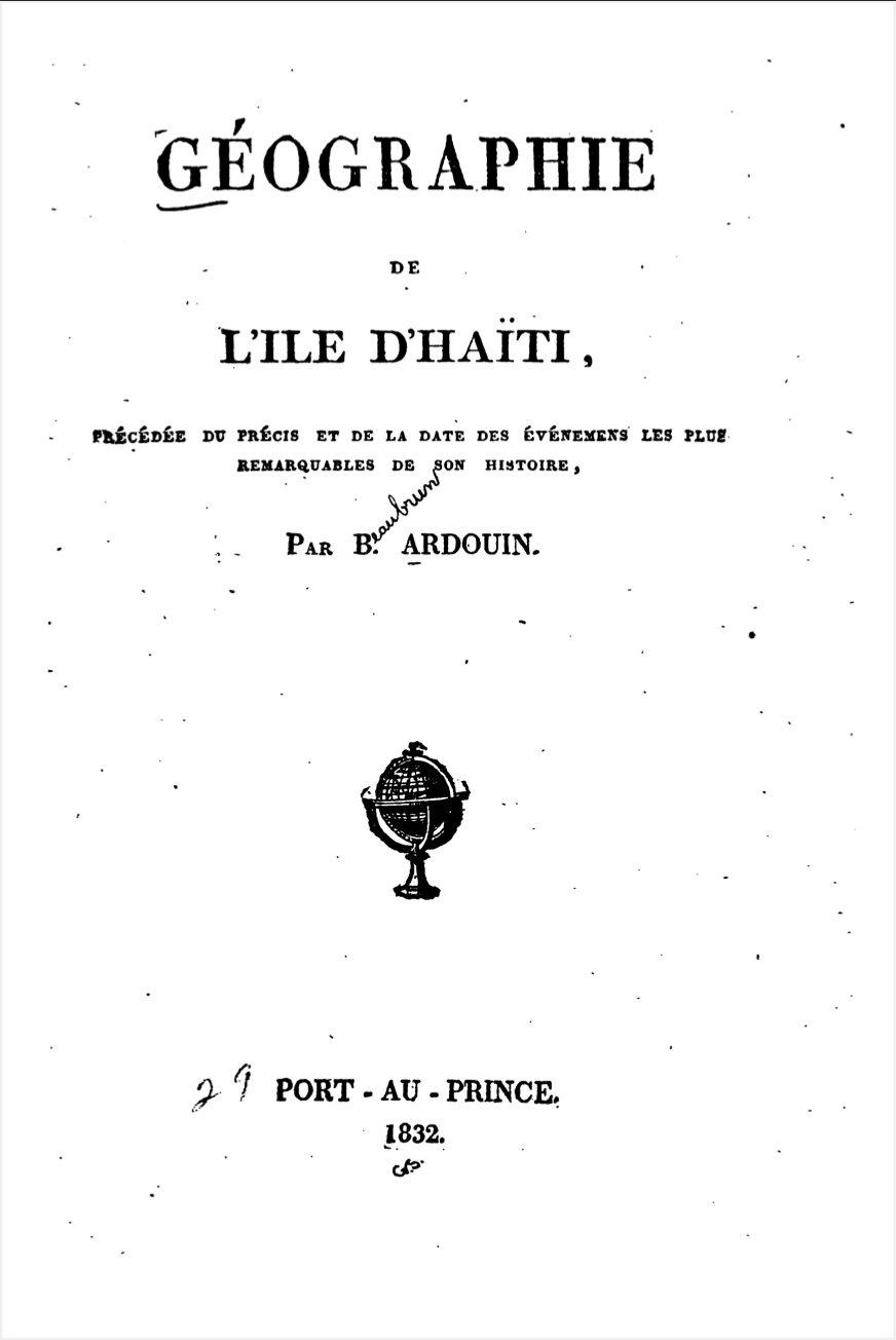 Read more about the article Géographie de L'Ile d'Haïti