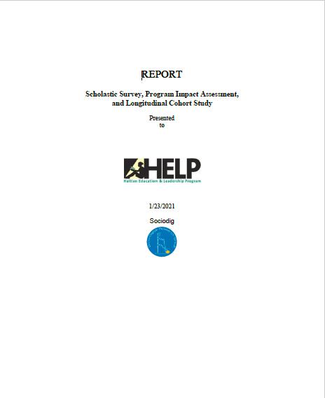 Read more about the article Scholastic Survey, Program Impact Assessment, and Longitudinal Cohort Study (2021)